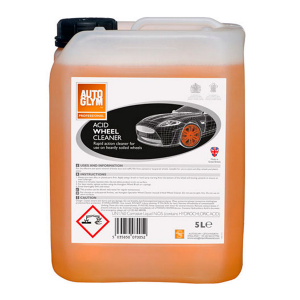 Felgvask Autoglym Acid Wheel Cleaner, 5000 ml