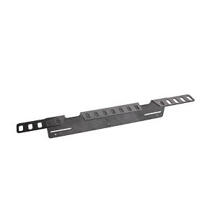 Ekstralysholder Skiltplate, EU-skilt, 3 stk. ekstralys (ekstra tykk 3 mm)