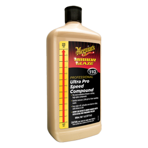 Poleringsmiddel Meguiars #110 Ultra Pro Speed Compound, 945 ml