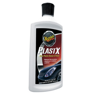 Plastpoleringsmiddel Meguiars PlastX, 296 ml
