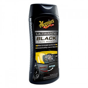 Plastfornyer Meguiars Ultimate Black Plastic Restorer, 355 ml