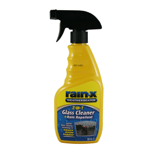 Glassbehandling Rain-X 2 in 1 Glass Cleaner + Repellent, 500 ml