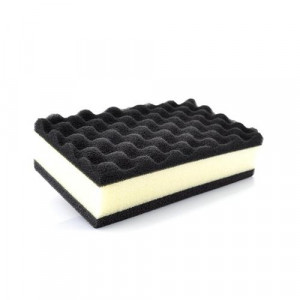 Vaskesvamp vaffelmønster Soft99 Smooth Egg Soft Sponge