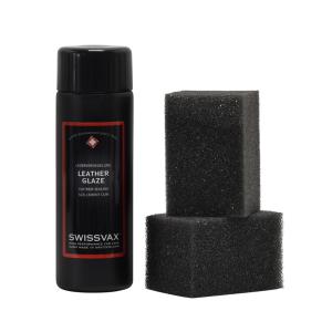 Skinnbeskyttelse Swissvax Leather Glaze, 150 ml