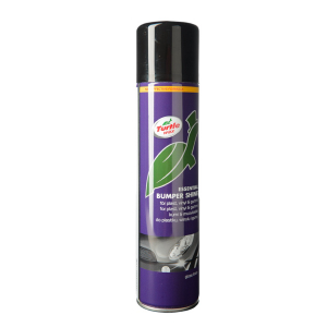 Plast- og gummifornyer Turtle Wax Bumper Shine
