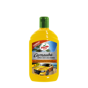 Bilshampo Turtle Wax Carnauba Tropical Wash & Wax