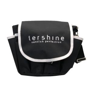Bilpleiebag tershine Detailing Bag, Svart/hvit - Lock