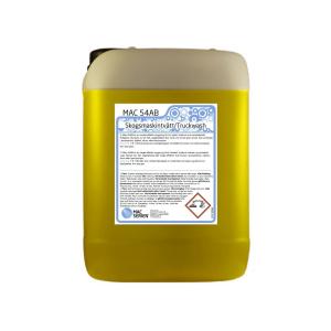 Förtvättsmedel Mac 54AB Skogsmaskinstvätt/Truckwash, 10000 ml