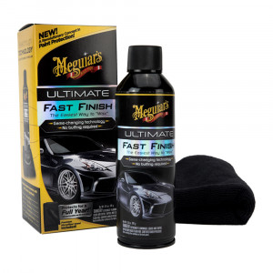 Sprayvax Meguiars Ultimate Fast Finish, 241 g