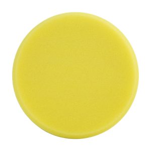 Skumrondell Meguiars DA Foam Polishing Disc, Gul (Polish)