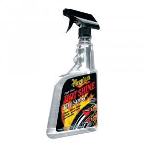 Däckglans Meguiars Hot Shine Tire Spray, 710 ml