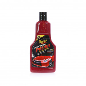 Polish (lackrengöring) Meguiars Deep Crystal Polish, 473 ml