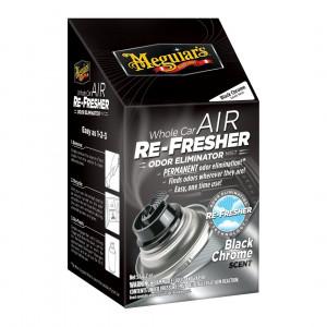 Luktfjerner Meguiars Air Re-Fresher Black Chrome