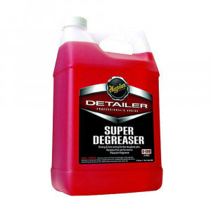 Förtvättsmedel (lösningsbaserat) Meguiars Super Degreaser, 3800 ml