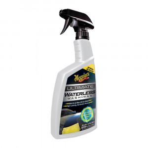 Vattenfri Snabbtvätt Meguiars Ultimate Waterless Wash & Wax, 768 ml