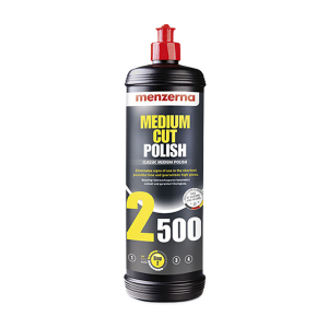 Polermedel Menzerna Medium Polish 2500, Rubbing / Polishing (1 steg)