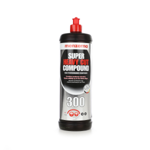 Polermedel Menzerna Super Heavy Cut 300, Grovrubbing