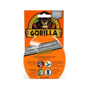 Lagningstejp Gorilla Tape, Genomskinlig