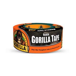 Vävtejp Gorilla Tape, Svart