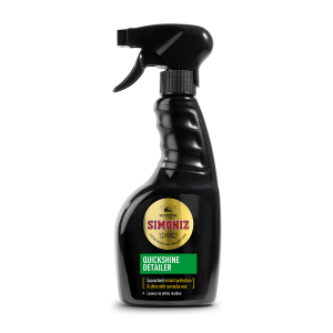 Rengörande Snabbvax Simoniz Quick Shine, 500 ml