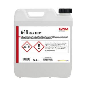 Förtvättsmedel Sonax Active Cleaning Foam Berry, 10000 ml