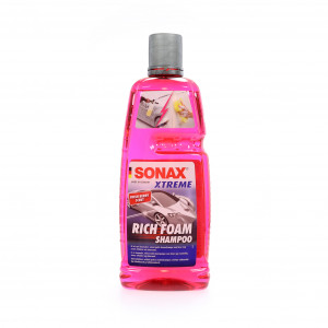 Förtvättsmedel Sonax Xtreme Rich Foam Shampoo Berry
