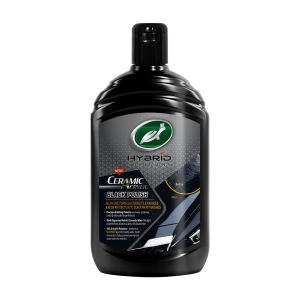 Polerförsegling Turtle Wax Ceramic Black Polish & Wax, 500 ml