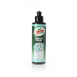 Poleringsmiddel Turtle Wax TP3 Complete Polish, 250 ml