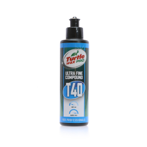 Poleringsmiddel Turtle Wax T40 Ultra Fine, Finishing, 250 ml