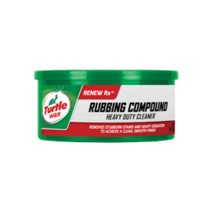 Polish (lackrengöring) Turtle Wax Rubbing Compound Paste, 297 g