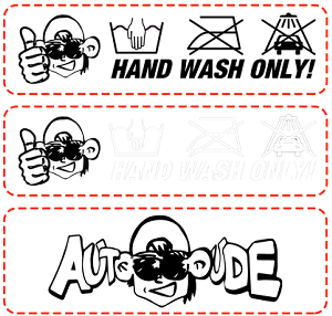 Hand Wash Only / Autodude - Tarrat