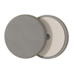 Skumrondell Nanolex Polishing Pad Hard, Grå