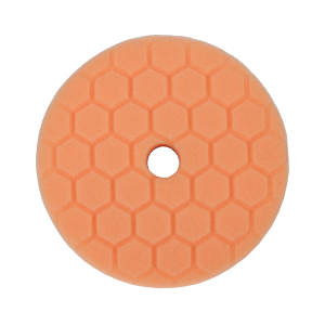 Skumrondell Padboys Hex, Orange (Soft Cut) 5,5