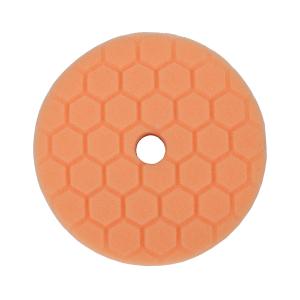 Vaahtomuovilaikka Padboys Hex, Oranssi (Soft Cut) 5,5