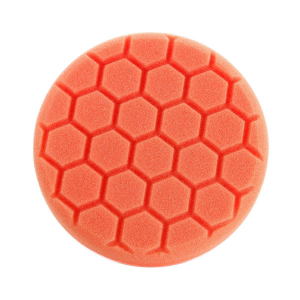Poleringspute Padboys Hex, Oransje (Soft Cut)