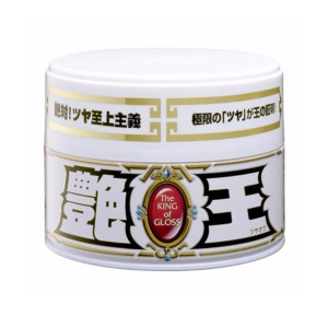 Autovaha Soft99 King Of Gloss Solid White, 300 g