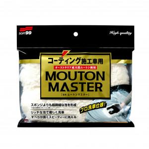 Pesukinnas Soft99 Mouton Master