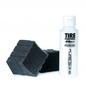 Däckförsegling Soft99 Pure Shine Tire Coating, 100 ml