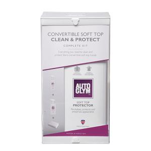 Kangaskaton hoitosetti Autoglym Convertible Soft Top Clean & Protect Kit