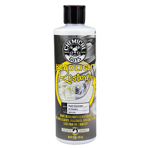 Polermedel strålkastare Chemical Guys Headlight Restorer & Protectant, 473 ml