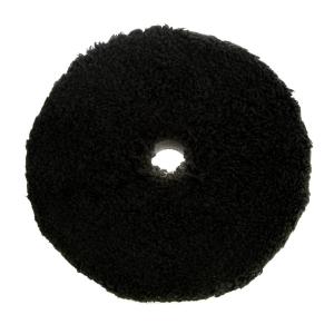 Poleringspute mikrofiber Chemical Guys Polishing Pad, Svart