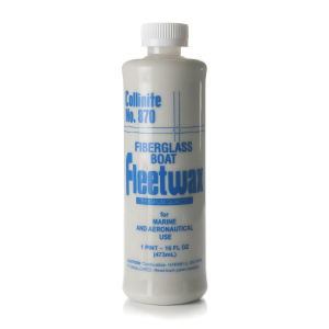 Rengjørende båtvoks Collinite 870 Fiberglass Boat Fleetwax, 470 ml