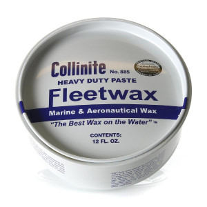Båtvax Collinite 885 Heavy Duty Paste Fleetwax, 355 ml