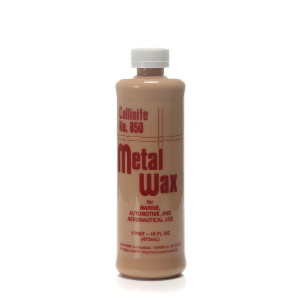Metallpolermedel Collinite 850 Liquid Metal Wax, 470 ml