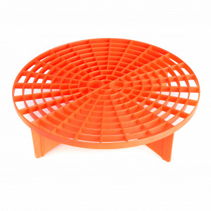 Hiekanerotin Scratch Shield, punainen