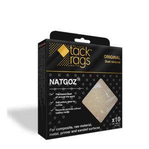 Pölynpoistoliina Tack Rags Natgoz, 10 kpl