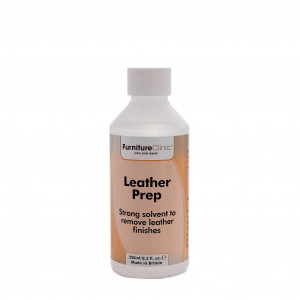 Lösningsmedel Furniture Clinic Leather Prep, 250 ml