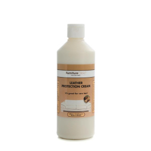 Läderskyddsmedel Furniture Clinic Leather Protection Cream, 500 ml