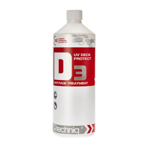 UV-suoja-aine Gtechniq, D3 Deck UV Protect, 1000 ml