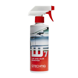 Tjärlösare Gtechniq, W7 Tar and Glue Remover, 500 ml